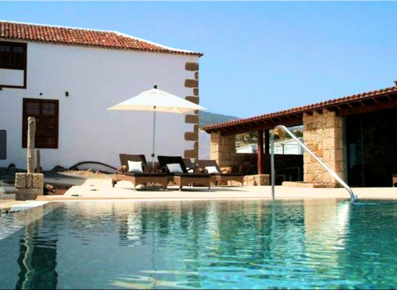 Piscina pillow abroad - Casa rural fasnia ...